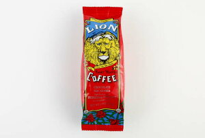 ライオンコーヒー チョコマカダミア ミニ 49gフレーバーコーヒー 珈琲 コーヒー