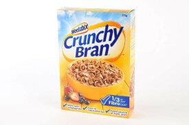 ウィータビックス クランチー ブラン 375g シリアル weetabix Crunchy Bran