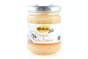 ミエリツィア オレンジの有機ハチミツ 250g オーガニック はちみつ