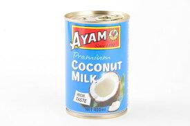 アヤム ココナッツミルク プレミアム 400ml