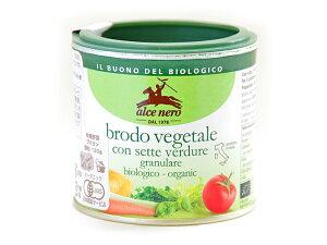 アルチェネロ 有機野菜ブイヨン パウダータイプ 120g オーガニック?ベジタブル