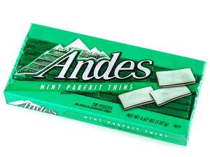 アンデス ミントパフェ シン 132g?チョコレート?|ミントチョコレート|※夏季クール便発送 SC?CHO