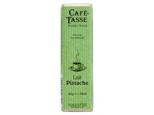 カフェタッセ ピスタチオミルクチョコ 45g|チョコレートバー|CHO