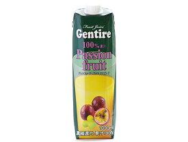 ジェンティーレ パッションフルーツジュース 1000ml