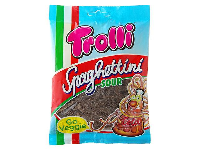トローリ スパゲッティサワーコーラ 100gグミ カラフルグミ
