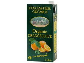 ダグラスパーク オレンジジュース 1Lオーガニック 無添加※2019年7月3日賞味期限の商品 SP