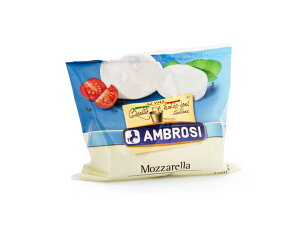 アンブロージ モッツァレラ バッカ 125g《空輸品》空輸品のため、在庫切れの場合は約3週間後のお届けとなります。|モッツアレラチーズ フレッシュ モッツァレラ モザレラ|_it