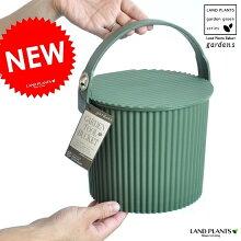 NEW!!ガーデンバケツ(グリーン)4Lsizeバケツ・収納・土・ガーデニング・椅子・チェアGARDENTOOLBUCKET・ガーデンチェア・ガーデンツールバケット