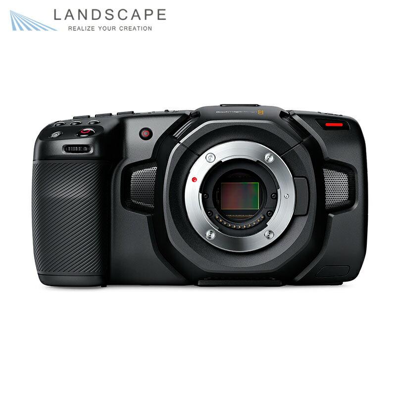 Blackmagic Pocket Cinema Camera 4K 〔CINECAMPOCHDMFT4K〕[BMPCC4K]