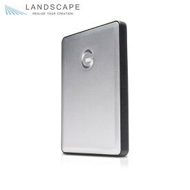 HGST G-Technology G-DRIVE mobile USB 3.0 v3 1000GB - Silver 〔0G06071〕