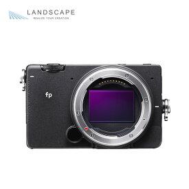 【正規代理店】SIGMA fpフルサイズ ミラーレス Lマウント シネマカメラ