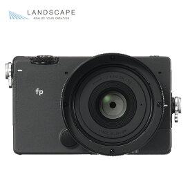 【正規代理店】SIGMA fp & 45mm F2.8 DG DN kitレンズ付 フルサイズ ミラーレス Lマウント シネマカメラ シグマfp