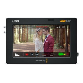 Blackmagic Video Assist 12G HDR 5インチ〔HYPERD/AVIDA12-5HDR〕