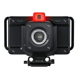 【予約受付中!!】BlackmagicDesign Blackmagic Studio Camera 4K Plus (CINSTUDMFT/G24PDD)