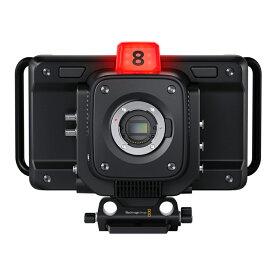 【予約受付中!!】BlackmagicDesign Blackmagic Studio Camera 4K Pro (CINSTUDMFT/G24PDF)