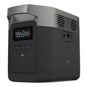 EcoFlow EFDELTA1300-JPポータブル電源 エコフロー