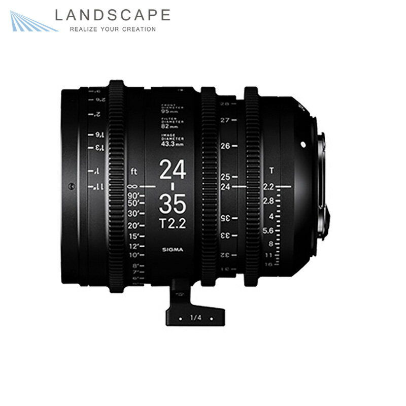 SIGMA FF Zoom Line 24-35mm T2.2 FF (EFマウント)