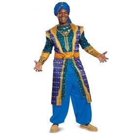 アラジン ジーニー 仮装 大人用 衣装 コスプレ ハロウィン ディズニー Disney Alladin