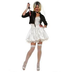 チャイルドプレイ チャッキー ティファニー 大人用 セクシー コスプレ コスチューム 衣装 ハロウィン Child's Play