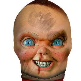 チャイルドプレイ チャッキー 大人用 マスク 変身用 コスプレ コスチューム 衣装 ハロウィン Child's Play