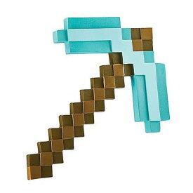 マインクラフト コスチューム ダイヤのツルハシ コスプレ グッズ ps4 スイッチ スキン forge Minecraft