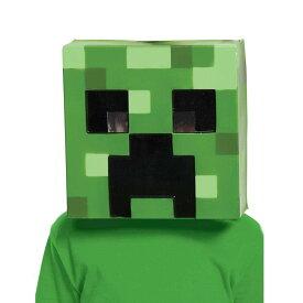 マインクラフト コスチューム クリーパー 子供用 マスク コスプレ スイッチ スキン forge Minecraft