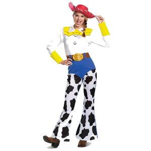 トイストーリー4 ジェシー 仮装 大人用 衣装 コスプレ ハロウィン ディズニー Disney Toy Story 4
