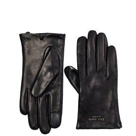 ケイトスペード 手袋 レディース ブランド 革 レザー ブラック 黒 楽天 KATE SPADE NEW YORK