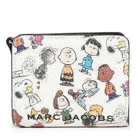 マークジェイコブス 財布 二つ折り スヌーピー レディース ミニ ブランド 楽天 アウトレット Marc Jacobs