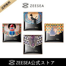 【ZEESEA(ズーシー)公式] 大英博物館エジプトシリーズアイシャドウパレット アイメイク ラメ 中国コスメ