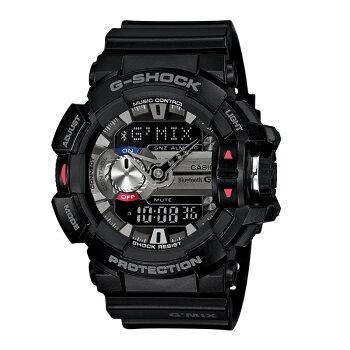送料無料!カシオG-SHOCKRef:GBA-400-1AJFメンズ腕時計新品人気ブラック