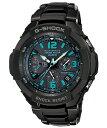 【送料無料】 【CASIO/カシオ】 G-SHOCK REF:GW-3000BD-1AJF メンズ腕時計 新品 人気 ブラック