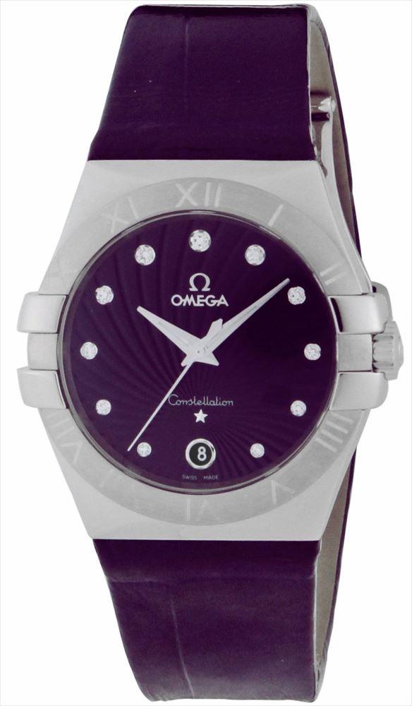 【送料無料】 【OMEGA/オメガ】 コンステレーション REF:123.13.35.60.60.001 メンズ腕時計 新品 人気