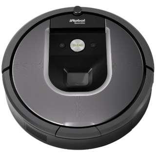 【送料無料】[irobot/アイロボット]ロボット掃除機 ROOMBA/ルンバ960
