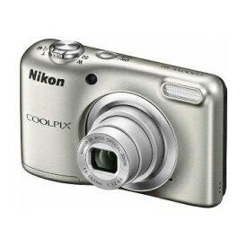 【送料無料】 [Nikon/ニコン] [COOLPIX/クールピクス]コンパクトデジタルカメラ A10 シルバー A10-SL [A10SL]