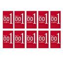 【10箱セット】【送料無料】[OKAMOTO/オカモト] ZERO ONE 0.01 3個入り コンドーム/極薄 10箱セット