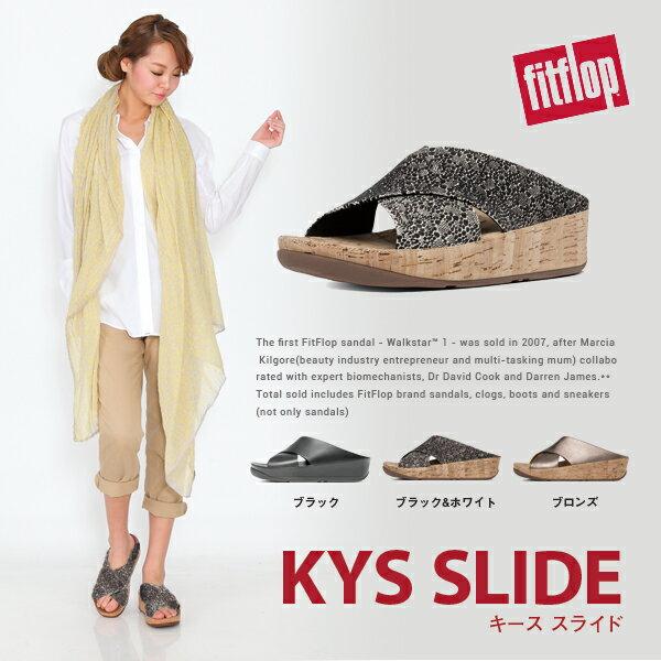 フィットフロップキーススライド セール! -30% FITFLOP KYS Slide 2017 春夏 新作 正規品 【送料無料】【楽ギフ_包装】