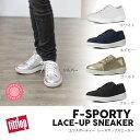 フィットフロップ エフスポーティ レースアップ スニーカー canvas 半額FITFLOP F-sporty Lace-up Sneaker 正規品 【送料無料】