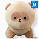 MOFMOFRIENDS(モフモフレンズ) タヌキ・マスコットM T250101 アクセント(ACCENT) 約27 x 37cm