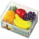 フルーツ詰め合わせ キャンドル 故人の好物 シリーズ カメヤマローソク 本物そっくり パイナップル ぶどう りんご バ…
