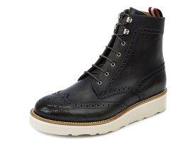 BALLY バリー 59%OFF 半額以下 革靴 6198993 COLLIMAN メンズ 男性 ショートブーツ レースアップ レザー ローファー 【送料無料 並行輸入品】