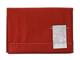 MANDARINA DUCK マンダリナダック 二つ折り財布 B7P03030 ROSSO レッド メンズ レディース 男女兼用【送料無料 並行輸入品】