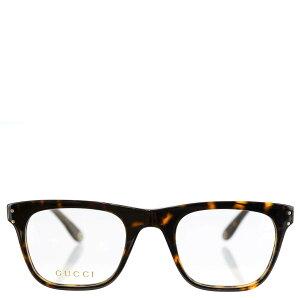GUCCI グッチ 眼鏡 GG0476O 002 49 Optical Frame MAN ACETATE レディース 女性 メンズ 男性 ユニセックス 男女兼用 伊達メガネ メガネフレーム フレーム サングラス HAVANA/HAVANA TRANSPARENT ハバナブラウン 【