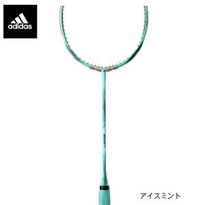 【☆ソックスプレゼント☆】【ガット代・張り代無料】バドミントンラケット ヴフトP7 ラケット 4U5 アイスミント RK906501 アディダス adidas