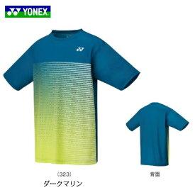 【数量限定】ドライTシャツ MEN 16438 バドミントン スポーツウェア  YONEX ヨネックス