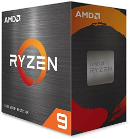 AMD Ryzen 9 5900X without cooler 3.7GHz 12コア / 24スレッド 70MB 105W 100-100000061WOF