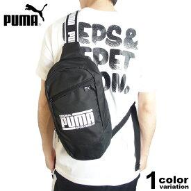 PUMA プーマ バッグ ボディバッグ ソール クロスバッグ レディース メンズ Sole Cross Bag【ショルダーバッグ ワンショルダー 斜めがけ 】#075441