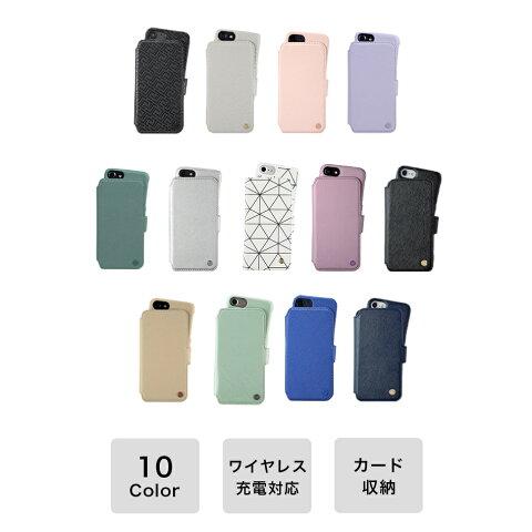 iPhoneXsiPhoneXiPHoneXRiPhone8ケース手帳型ブランドHolditスマホケース携帯ケース2way手帳型ケース(2)