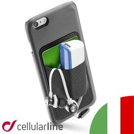 iPhone 6s plus iPhone6 アイフォン ケース カバー カード 収納 財布 ポケット Cellularline セルラーライン ブランド 海外 FUNNY PACK スマホ スマホケース 携帯ケース アイフォンケース アイフォンカバー アイホン6sケース アイホンケース アイフォン6sプラス