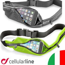 63d71018bb ランニング ポーチ 防水 伸縮 ジョギング スポーツ アームバンド スマートフォン iPhone7 iPhone6s セルラーライン  Cellularline|アイフォン